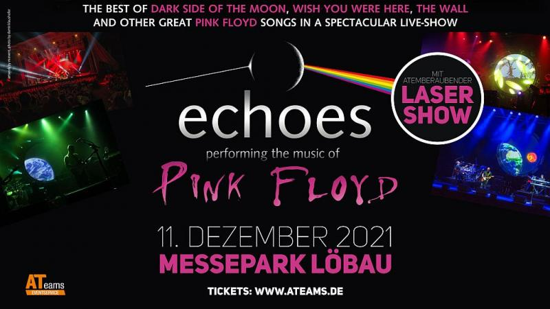 Titelbild Echoes – performing the music of PINK FLOYD