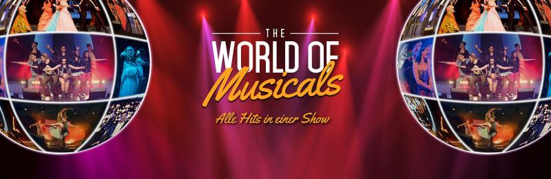 Titelbild The World of Musicals