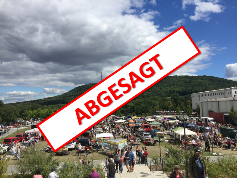 Titelbild Open Air Flohmarkt