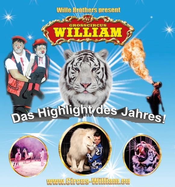 Titelbild Circus William