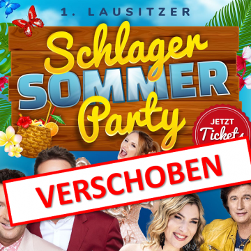 1. Lausitzer Schlager-Sommer-Party