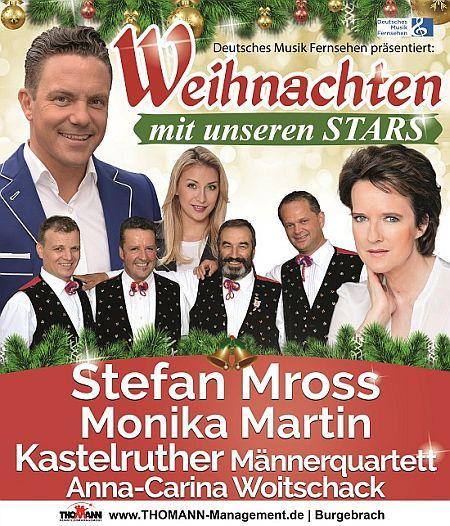 Weihnachten 2019 Musik.Weihnachten Mit Unseren Stars 2019 Messe Veranstaltungspark Löbau