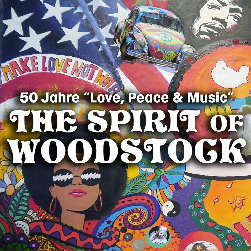 Titelbild The Spirit of Woodstock
